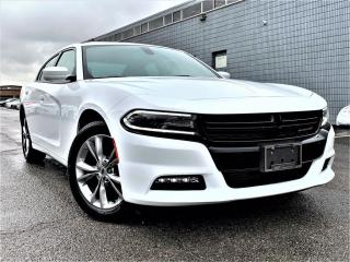 Used 2020 Dodge Charger SXT|AWD|HEATED MEMORY SEATS|SUNROOF|NAVI|PARKING SENSORS! for sale in Brampton, ON