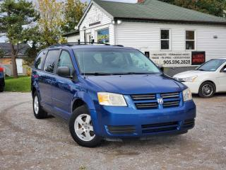 Used 2010 Dodge Grand Caravan Low Kms SE Stow'n'Go 7 Passenger Power Seats Cruise A/C for sale in Sutton, ON
