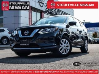Used 2018 Nissan Rogue S  Android  Apple  HTD STS  Blind Spot  Backup CAM for sale in Stouffville, ON