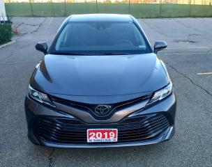 Used 2019 Toyota Camry NO ACCIDENTS | BACK UP CAMERA | FINANCING AVAILABLE for sale in Concord, ON