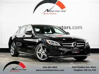 Used 2016 Mercedes-Benz C-Class C300 4MATIC|AMG Sport|Navigation|Pano Roof|Camera for sale in Vaughan, ON