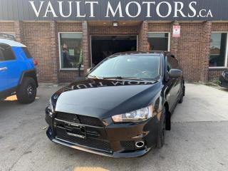 Used 2016 Mitsubishi Lancer 4dr Sdn Man DE FWD for sale in Brampton, ON