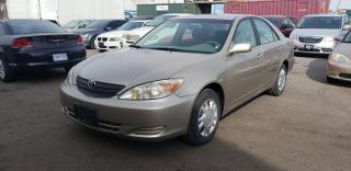 Used 2002 Toyota Camry 4dr Sdn | Keyless Entry | Low Km! for sale in Concord, ON