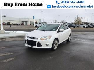 Used 2012 Ford Focus SEL for sale in Red Deer, AB