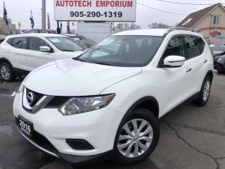 Used 2016 Nissan Rogue Prl White Camera/bluetooth/All power for sale in Mississauga, ON