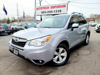 Used 2016 Subaru Forester w/CONVENIENCE PKG Alloys/Camera/H.Seats/Fogs&ABS* for sale in Mississauga, ON