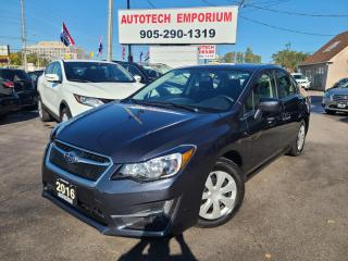 Used 2016 Subaru Impreza 2.0i AWD Camera/Bluetooth/All Power/Cruise for sale in Mississauga, ON