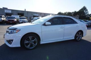 Used 2012 Toyota Camry SE V6 NAVI CAMERA CERTIFIED 2YR WARRANTY SUNROOF LEATHER BLUETOOTH CRUISE ALLOYS for sale in Milton, ON