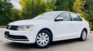 Used 2016 Volkswagen Jetta 1.4T S 6A|TEXT.US|647.678.7778| REARVIEW|HEATEDSEATS| for sale in Mississauga, ON