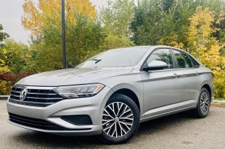 Used 2019 Volkswagen Jetta 1.4T SEL|TEXT.US|647.678.7778| SUNROOF|LEATHER|REARVIEW| for sale in Mississauga, ON