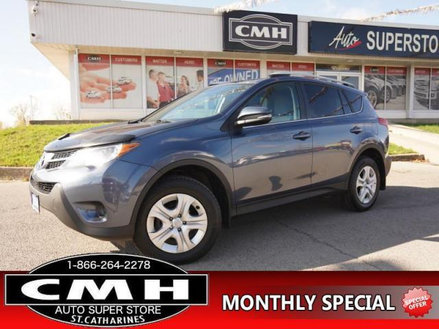 2014 Toyota RAV4 Sport  AWD CAM BLUETOOTH HTD-SEATS PWR-GROUP
