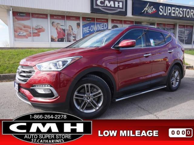 2017 Hyundai Santa Fe Sport Luxury  NAV CAM PANO LEATH P/SEATS