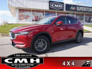Used 2018 Mazda CX-5 GX  AWD NAV CAM BT 17-AL for sale in St. Catharines, ON