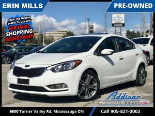 Used 2016 Kia Forte SX Premium  NAVI|SUNROOF|SNOW TIRES PKG|LOW KM| for sale in Mississauga, ON