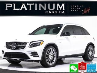 Used 2019 Mercedes-Benz GL-Class AMG GLC43, 362HP, NAV, PANO, 360, BURMESTER, HEAT for sale in Toronto, ON