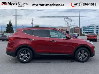 Used 2013 Hyundai Santa Fe PREMIUM  - $104 B/W - Low Mileage for sale in Ottawa, ON