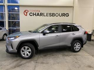 Used 2021 Toyota RAV4 LE - AWD for sale in Québec, QC