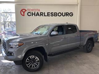 Used 2021 Toyota Tacoma TRD Sport - 4x4 - Double Cab - V6 for sale in Québec, QC
