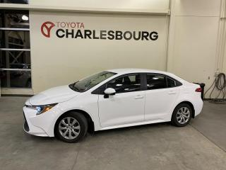Used 2021 Toyota Corolla LE - Automatique for sale in Québec, QC