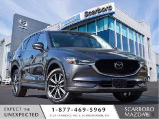 Used 2017 Mazda CX-5 1.5%FINANCE|CPO|GT TECH|LANE ASSIST|RADAR CRUISE for sale in Scarborough, ON