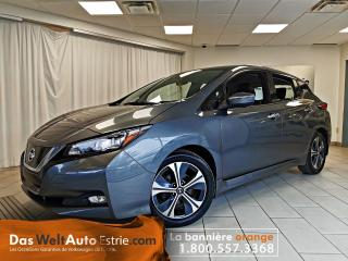 Used 2019 Nissan Leaf Électrique, Groupe SL, Automatique! for sale in Sherbrooke, QC