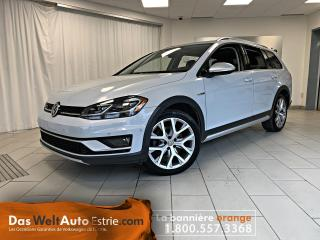Used 2018 Volkswagen Golf Alltrack 4Motion, Cuir, Automatique! for sale in Sherbrooke, QC