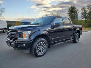 Used 2019 Ford F-150 SPORT CREW, 4X4,  ÉCOBOOST 2.7L, GPS for sale in Vallée-Jonction, QC