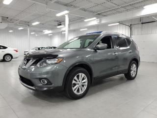 Used 2015 Nissan Rogue SV AWD - CAMERA + TOIT PANORAMIQUE + JAMAIS ACCIDE for sale in St-Eustache, QC