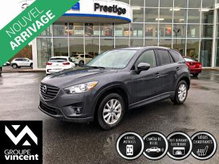 Used 2016 Mazda CX-5 GS AWD ** GARANTIE 10 ANS ** Soyez prêt pour l'hiver! for sale in Shawinigan, QC