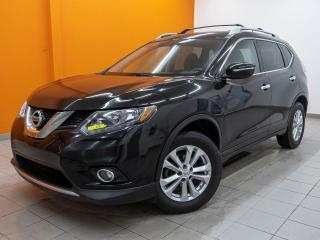 Used 2014 Nissan Rogue SV AWD SIÈGES CHAUFFANTS CAMÉRA *TOIT PANORAMIQUE* for sale in St-Jérôme, QC