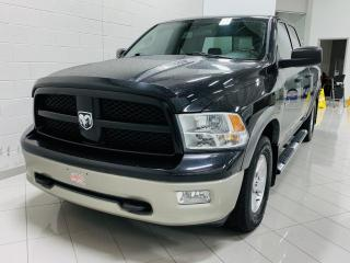 Used 2010 Dodge Ram 1500 TRX 4 RM quad cab 140,5 po for sale in Chicoutimi, QC