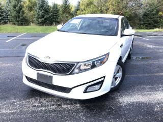 Used 2015 Kia Optima LX 2WD for sale in Cayuga, ON