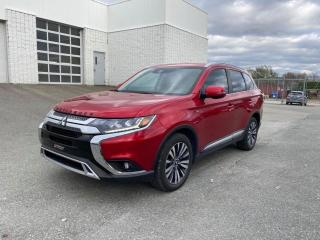 Used 2020 Mitsubishi Outlander GT S-AWC (AWC,4WD,4X4) for sale in Sherbrooke, QC