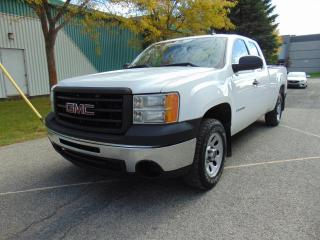 Used 2011 GMC Sierra 1500 ******2 ROUES MOTRICE******BOITE 6.5 PI* for sale in St-Eustache, QC