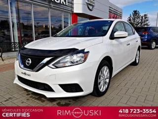 Used 2018 Nissan Sentra SV ENSEMBLE STYLE for sale in Rimouski, QC