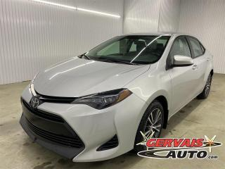 Used 2019 Toyota Corolla LE Groupe Amélioré Toit ouvrant Mags *Toyota Safety Sense* for sale in Shawinigan, QC
