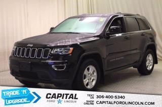 Used 2017 Jeep Grand Cherokee LAREDO 4WD for sale in Regina, SK
