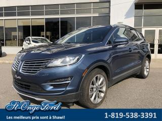 Used 2018 Lincoln MKC Sélect TI for sale in Shawinigan, QC