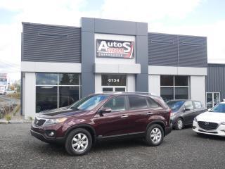 Used 2011 Kia Sorento Vendu, sold merci for sale in Sherbrooke, QC