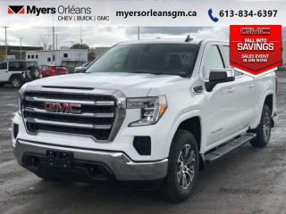 New 2020 GMC Sierra 1500 SLE  - Trailer Hitch for sale in Orleans, ON