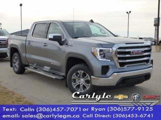 New 2021 GMC Sierra 1500 SLE for sale in Carlyle, SK