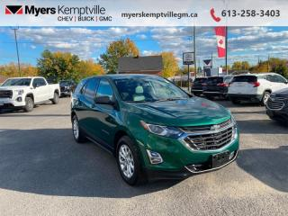 Used 2018 Chevrolet Equinox LS  - Bluetooth -  Heated Seats for sale in Kemptville, ON