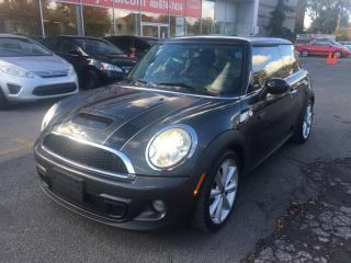 Used 2011 MINI Cooper Hardtop S for sale in Longueuil, QC