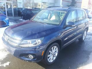 Used 2013 Volkswagen Tiguan TOIT PANORAMIQUE * SIEGES CHAUFFANTS for sale in Longueuil, QC