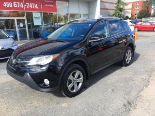 Used 2015 Toyota RAV4 2wd Xle for sale in Longueuil, QC