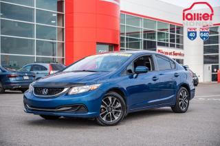 Used 2015 Honda Civic GARANTIE LALLIER MOTO-PROPULSEUR 10ANS/200,000 KIL PLUS DE 75 CIVIC USAGEES PRETES POUR LIVRAISON RAPIDE for sale in Terrebonne, QC