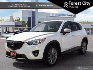Used 2014 Mazda CX-5 GT for sale in London, ON