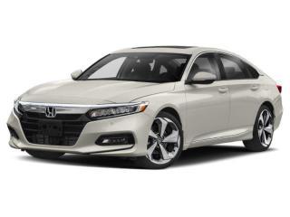 New 2020 Honda Accord Sedan TOURING 2.0 for sale in Port Moody, BC