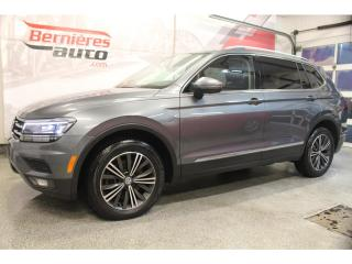 Used 2018 Volkswagen Tiguan Highline 4 motion for sale in Lévis, QC