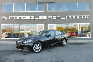 Used 2014 Mazda MAZDA3 GS-SKYACTIVE - AC - AUTO - 82 783 KM - for sale in Québec, QC
